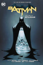 Image: Batman Vol. 10: Epilogue SC  - DC Comics