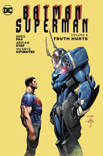 Image: Batman / Superman Vol. 05: Truth Hurts SC  - DC Comics