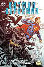 Image: Batman / Superman Vol. 06: Universe's Finest HC  - DC Comics