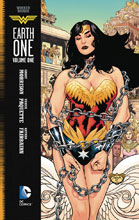 Image: Wonder Woman: Earth One Vol. 01 SC  - DC Comics