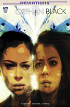 Image: Orphan Black: Deviations #1 - IDW Publishing