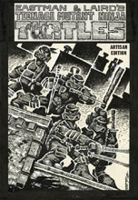 Image: Teenage Mutant Ninja Turtles Artisan Edition HC  - IDW Publishing