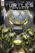 Image: Teenage Mutant Ninja Turtles Universe #8 - IDW Publishing