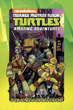 Image: Teenage Mutant Ninja Turtles: Tea Time for a Turtle HC  - IDW Publishing