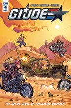 Image: G.I. Joe #4 [2016]  [2017] - IDW Publishing