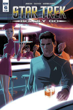Image: Star Trek: Boldly Go #6 - IDW Publishing
