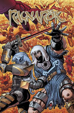 Image: Ragnarok Vol. 02: Lord of the Dead HC  - IDW Publishing