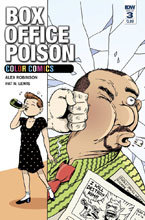 Image: Box Office Poison Color Comics #3  [2017] - IDW Publishing