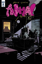 Image: Animal Noir #2 (subscription cover - Nick Pitarra)  [2017] - IDW Publishing