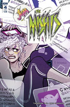 Image: Jem: The Misfits #4  [2017] - IDW Publishing