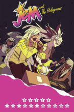 Image: Jem and the Holograms Vol. 04: Enter the Stingers SC  - IDW Publishing