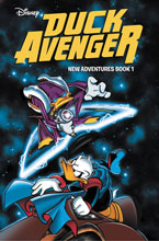 Image: Duck Avenger New Adventures Vol. 01 SC  - IDW Publishing