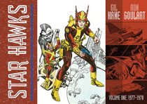 Image: Star Hawks Vol. 01: 1977-1978 HC  - IDW Publishing