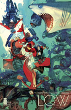 Image: Low #16 (cover A - Tocchini) - Image Comics