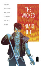 Image: Wicked + the Divine #27 (cover A) - Image Comics