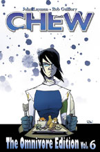 Image: Chew: The Omnivore Edition Vol. 06 HC  - Image Comics