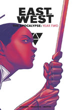 Image: East of West: The Apocalypse: Year Two HC  - Image Comics