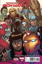 Image: Invincible Iron Man #5 - Marvel Comics