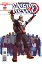 Image: Captain America: Sam Wilson #20 - Marvel Comics