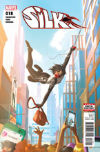 Image: Silk #18  [2017] - Marvel Comics