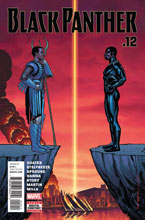 Image: Black Panther #12 - Marvel Comics