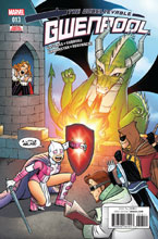 Image: Unbelievable Gwenpool #13 - Marvel Comics