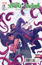 Image: Doctor Strange / Punisher: Magic Bullets #4  [2017] - Marvel Comics