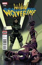 Image: All-New Wolverine #18 - Marvel Comics