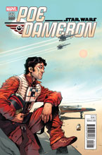 Image: Star Wars: Poe Dameron #12 (variant cover - Bengal)  [2017] - Marvel Comics