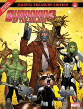 Image: Guardians of the Galaxy: All-New Marvel Treasury Edition SC  - Marvel Comics