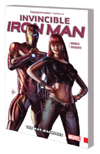 Image: Invincible Iron Man Vol. 02: The War Machines SC  - Marvel Comics
