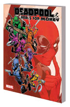 Image: Deadpool & the Mercs for Money Vol. 02: IvX SC  - Marvel Comics