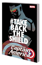 Image: Captain America: Sam Wilson Vol. 04: #takebacktheshield SC  - Marvel Comics