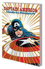 Image: Captain America: Marvel Knights Vol. 02 SC  - Marvel Comics
