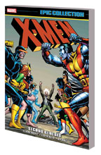 Image: X-Men Epic Collection: Second Genesis SC  - Marvel Comics