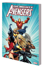 Image: Mighty Avengers by Brian Michael Bendis: The Complete Collection SC  - Marvel Comics