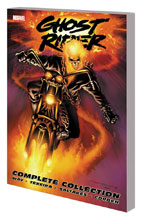 Image: Ghost Rider by Daniel Way Complete Collection SC  - Marvel Comics