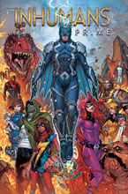 Image: Inhumans Prime #1 by Meyers Poster  - Marvel Comics