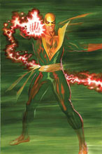 Image: Iron Fist #1 by Alex Ross Poster  - Marvel Comics