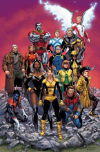 Image: X-Men Prime #1 by Lashley Poster  - Marvel Comics