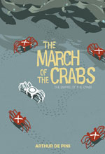 Image: March of the Crabs Vol. 02 HC  - Boom! Studios