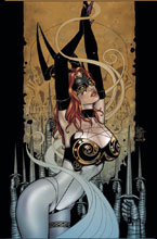 Image: Tarot: Witch of the Black Rose #103 - Broadsword Comics