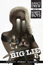 Image: Nancy Drew and the Hardy Boys: The Big Lie #1 (cover A - Dalton)  [2017] - Dynamite