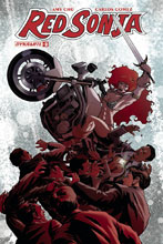Image: Red Sonja Vol. 04 #3 (cover A - McKone) - Dynamite