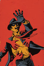 Image: Will Eisner's The Spirit: Corpse Makers #3 (cover B incentive - Francesco Francavilla)  [2017] - Dynamite