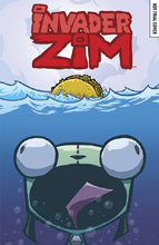 Image: Invader Zim #19 - Oni Press Inc.