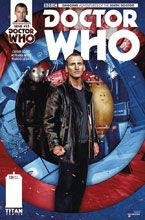 Image: Doctor Who: 9th Doctor #13 (cover B - Photo) - Titan Comics