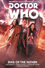 Image: Doctor Who: 10th Doctor Vol. 06 - Sins of the Father SC  - Titan Comics