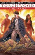 Image: Torchwood Archives Vol. 01 SC  - Titan Comics