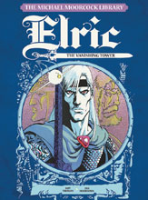 Image: Michael Moorcock Library - Elric Vol. 05: The Vanishing Tower HC  - Titan Comics